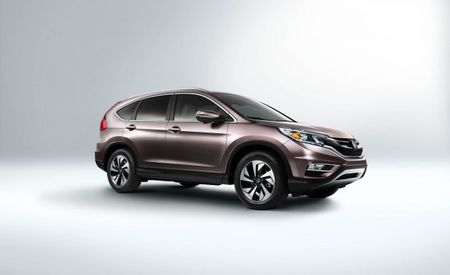 Honda Recalls 2016 CR-Vs Over Airbag Inflators