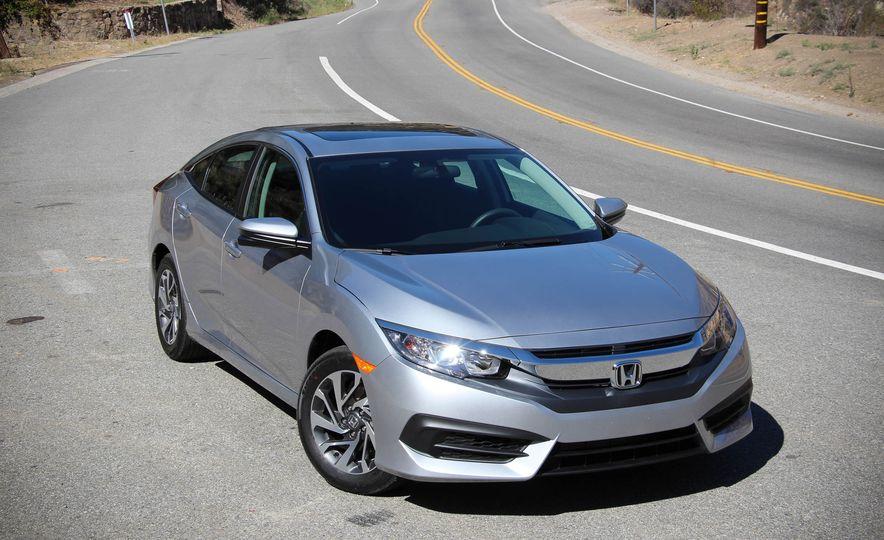 2016 Honda Civic - Slide 3