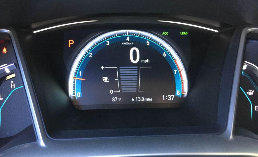 2016 Honda Civic - Slide 21