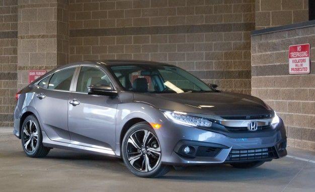 Civically Responsible: 2016 Honda Civic Pricing, EPA Fuel Economy Announced