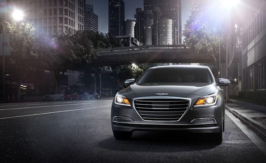 2016 Hyundai Genesis - Slide 11