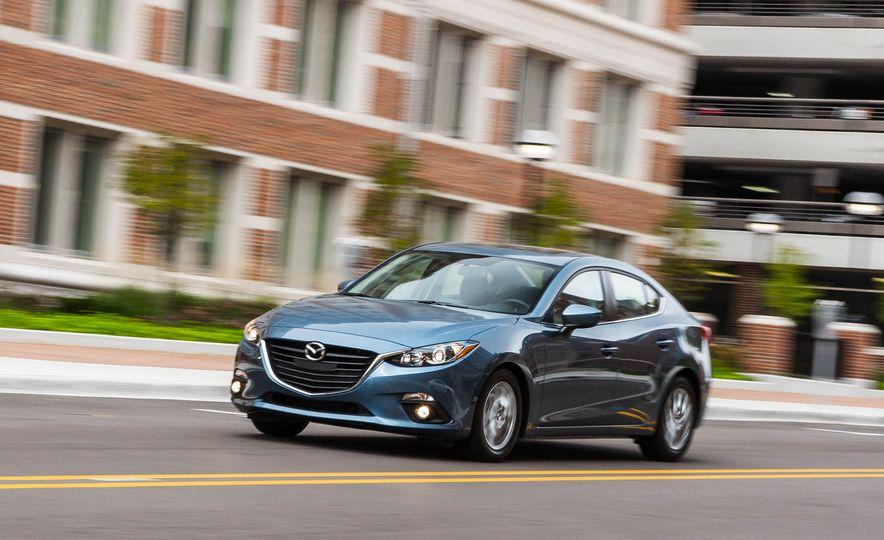 2016 Mazda 3 2.0L sedan - Slide 1