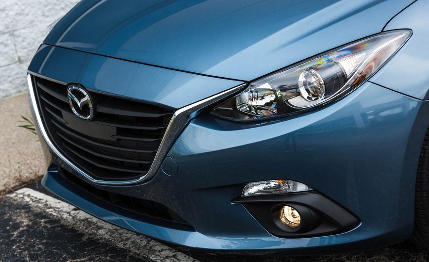 2016 Mazda 3 2.0L sedan - Slide 17