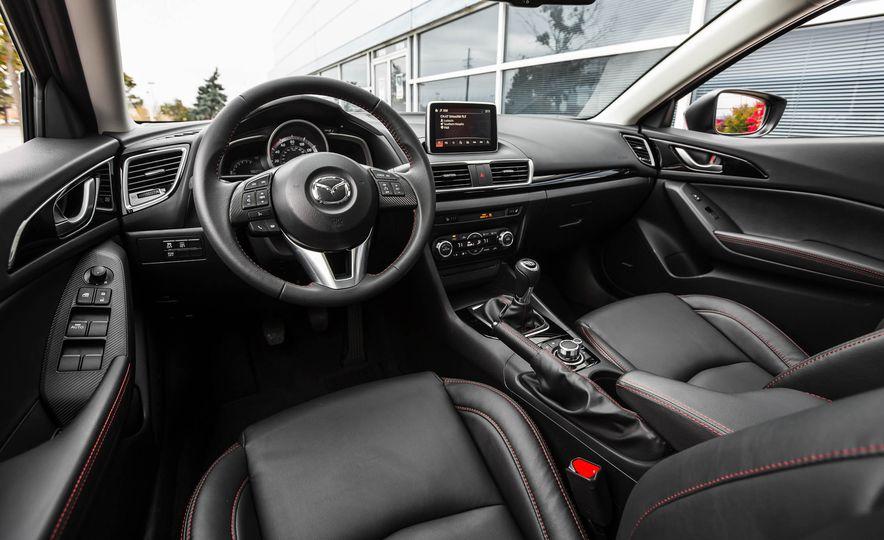 2016 Mazda 3 2.0L sedan - Slide 23