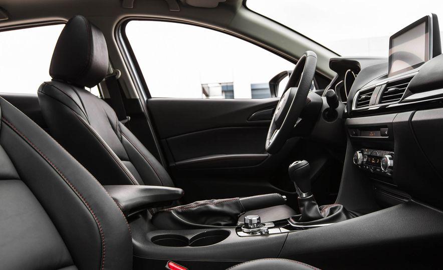 2016 Mazda 3 2.0L sedan - Slide 26