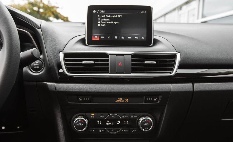2016 Mazda 3 2.0L sedan - Slide 33