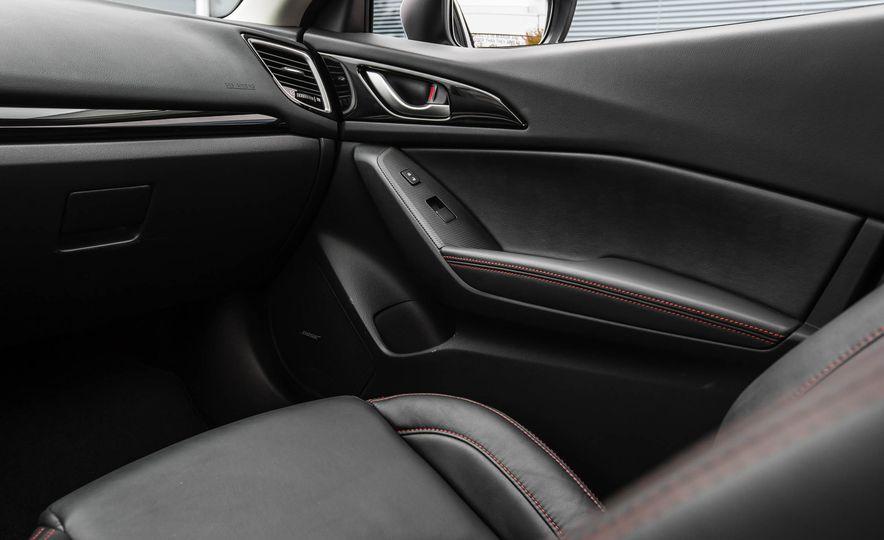 2016 Mazda 3 2.0L sedan - Slide 34