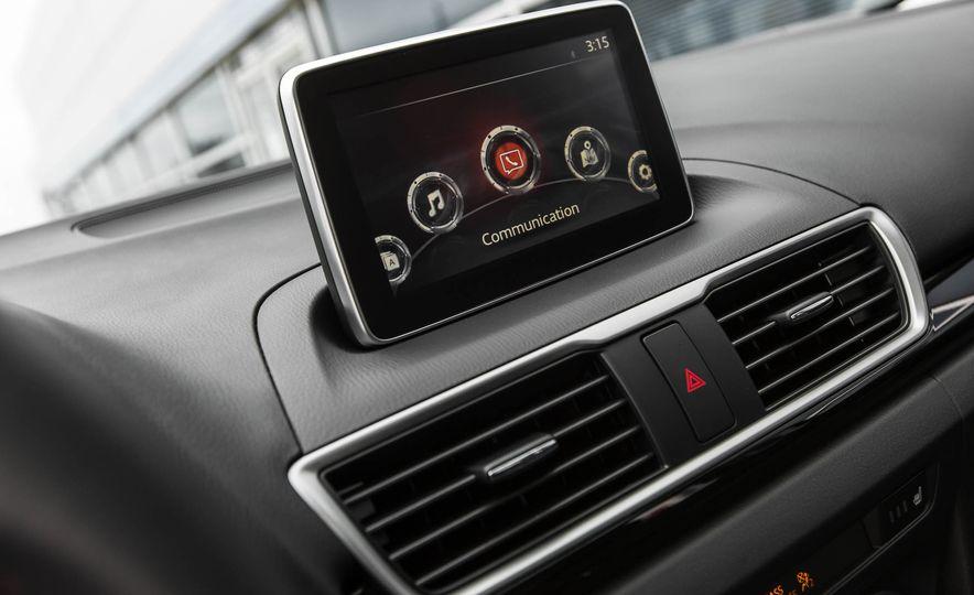 2016 Mazda 3 2.0L sedan - Slide 37