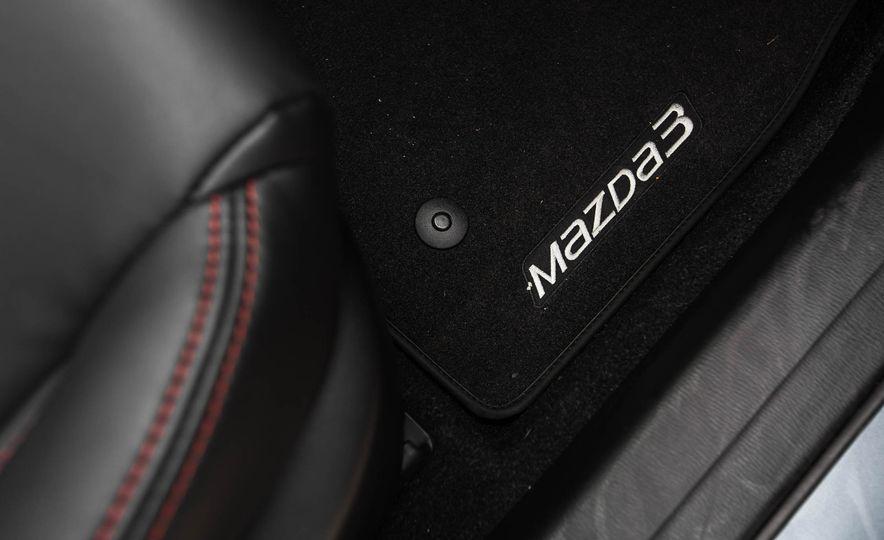 2016 Mazda 3 2.0L sedan - Slide 41