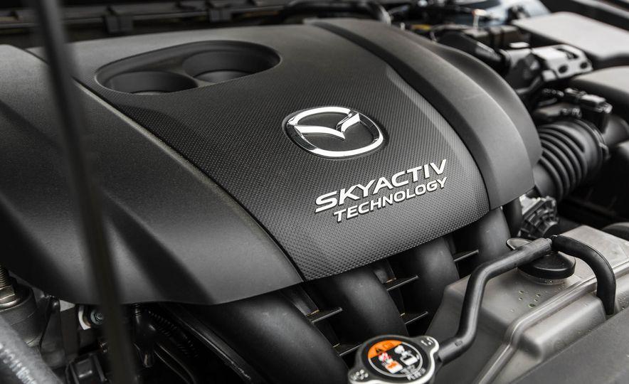 2016 Mazda 3 2.0L sedan - Slide 44