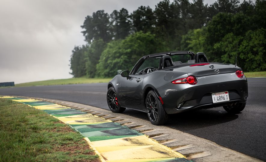 Mazda Miata Spyder Concept - Slide 16