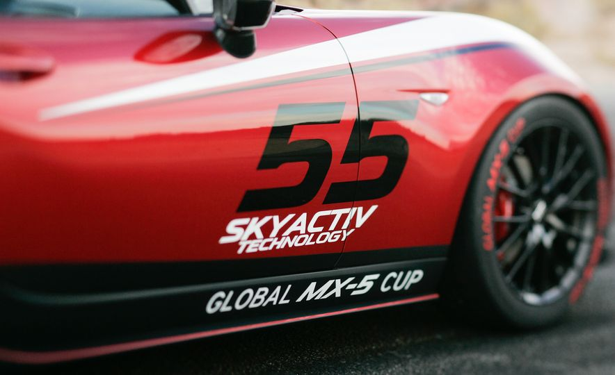 Mazda Miata Speedster concept - Slide 11
