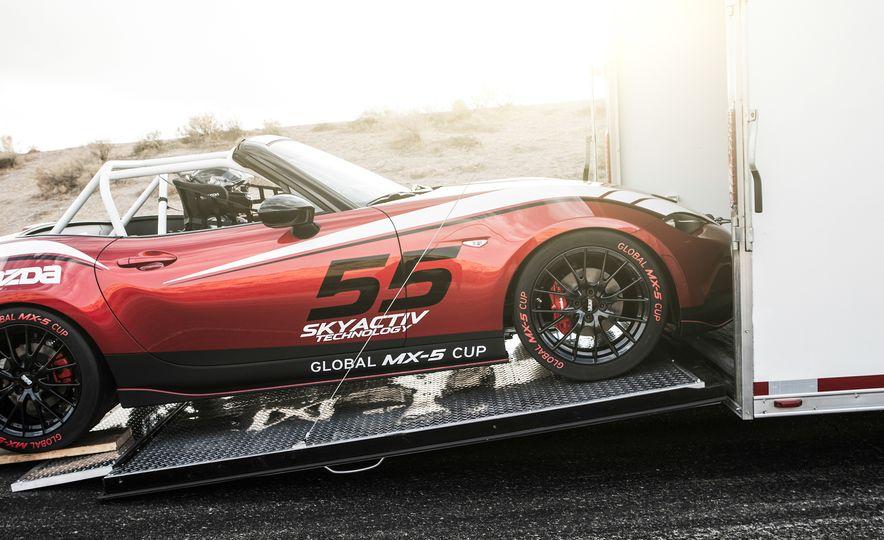 Mazda Miata Speedster concept - Slide 9