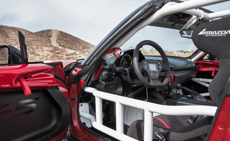 Mazda Miata Spyder Concept - Slide 23