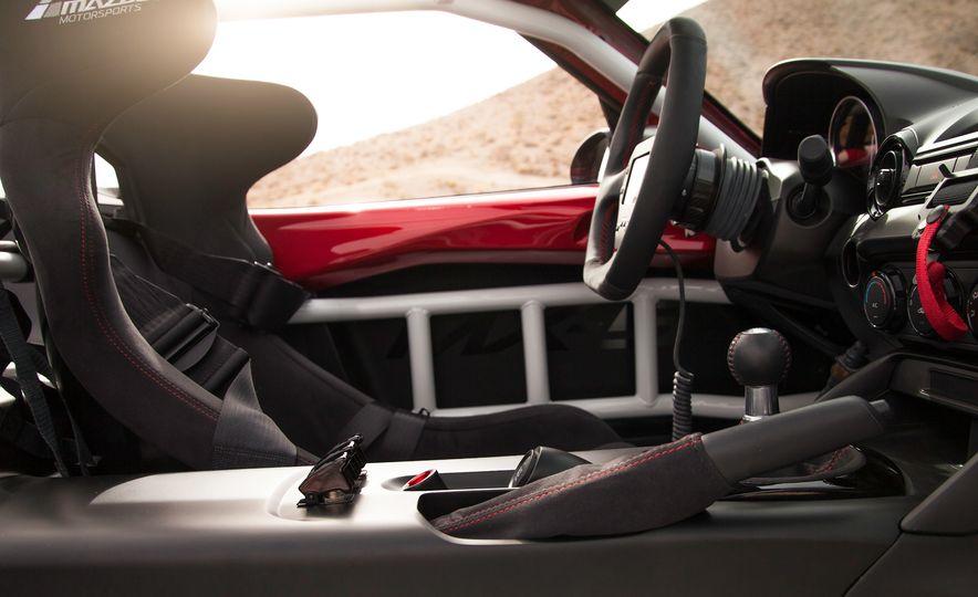 Mazda Miata Spyder Concept - Slide 26