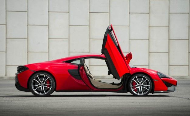 Now Leasing! The McLaren 570S and 650S