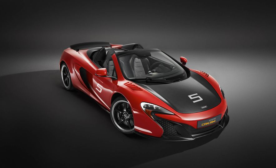 2016 McLaren 650S Can-Am - Slide 1