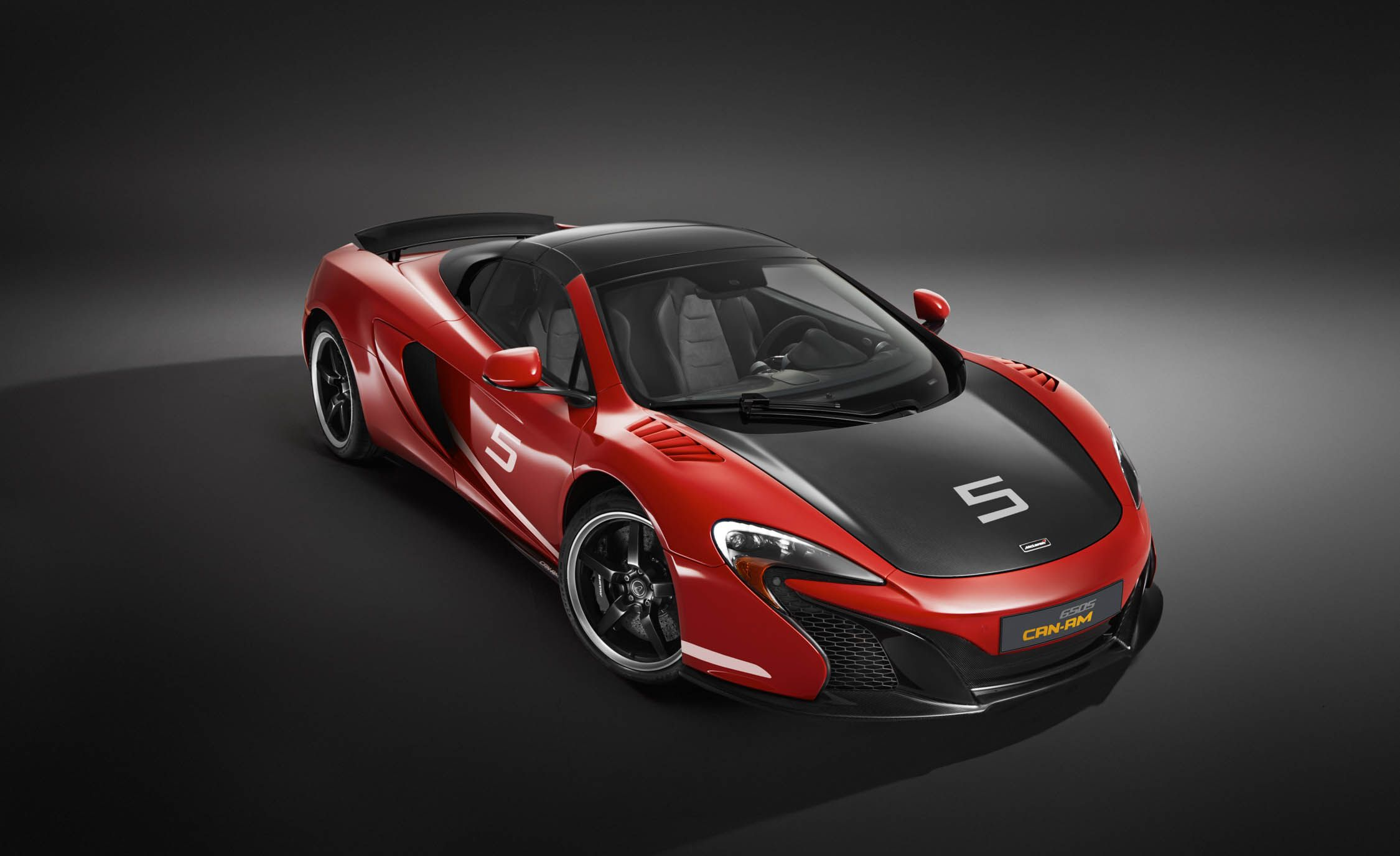 McLaren Announces 650S Can Am; Considers 675LT Spider | Car and ...