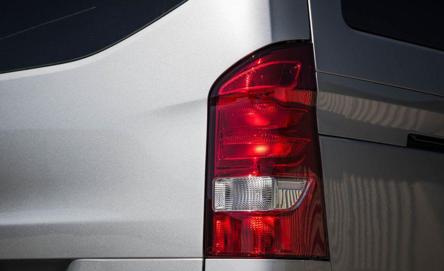 2016 Mercedes-Benz Metris - Slide 22