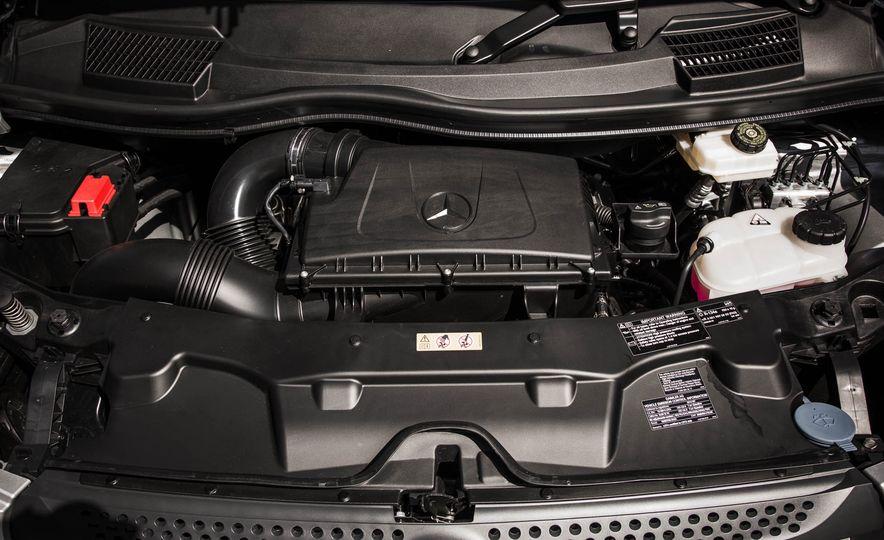 2016 Mercedes-Benz Metris - Slide 44