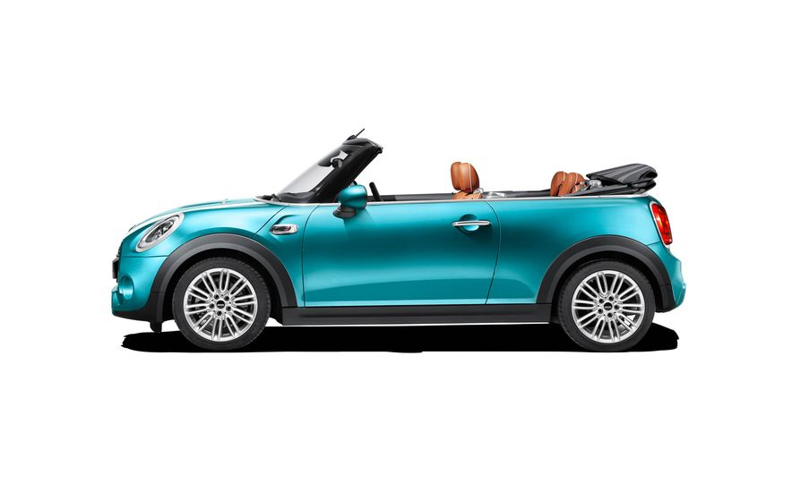 2016 Mini Cooper convertible - Slide 40