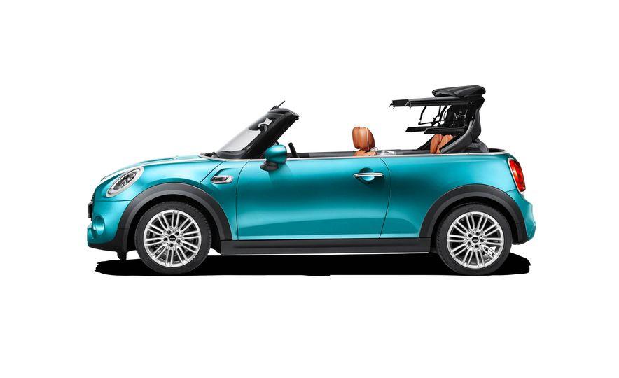2016 Mini Cooper convertible - Slide 41