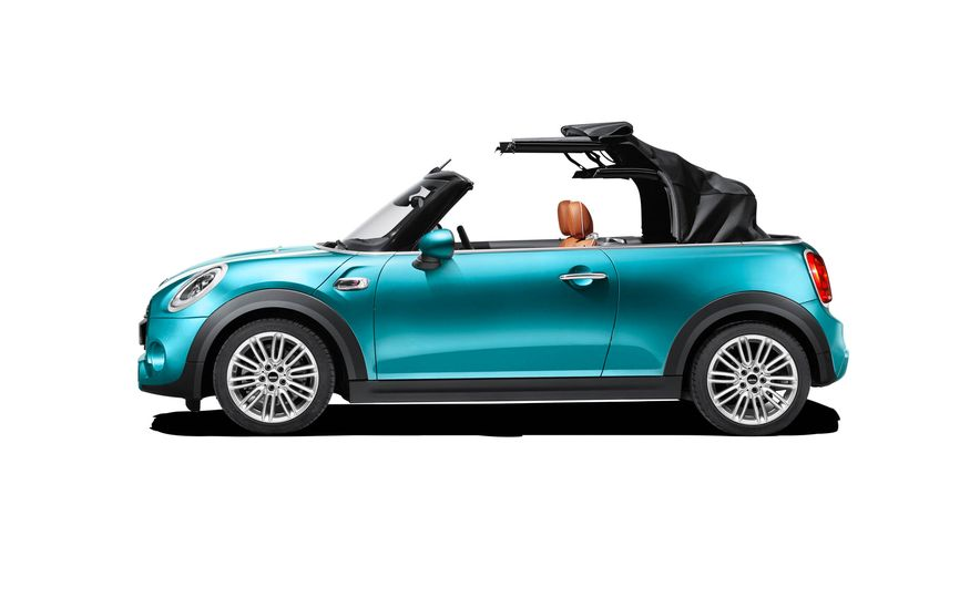 2016 Mini Cooper convertible - Slide 42