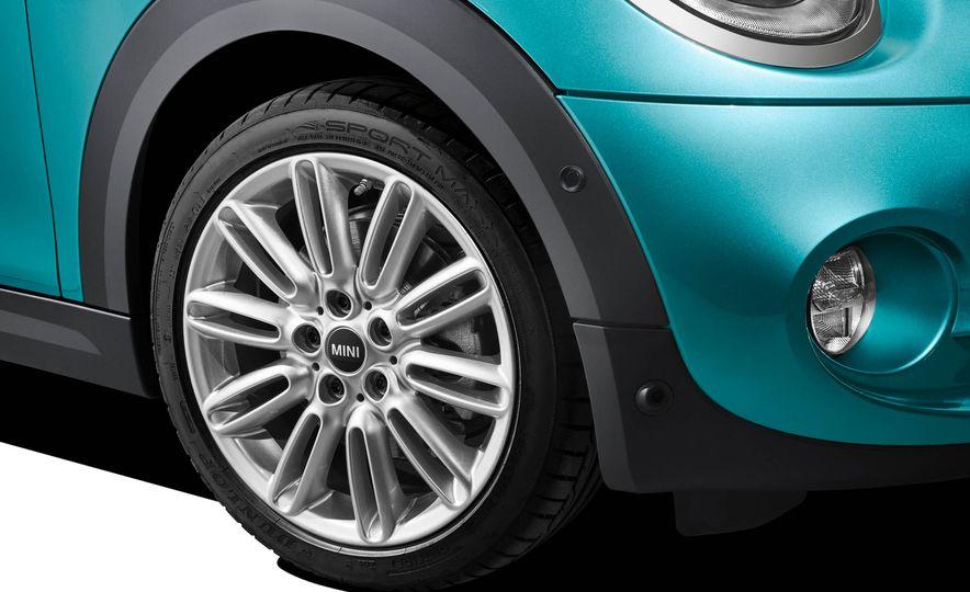 2016 Mini Cooper convertible - Slide 48