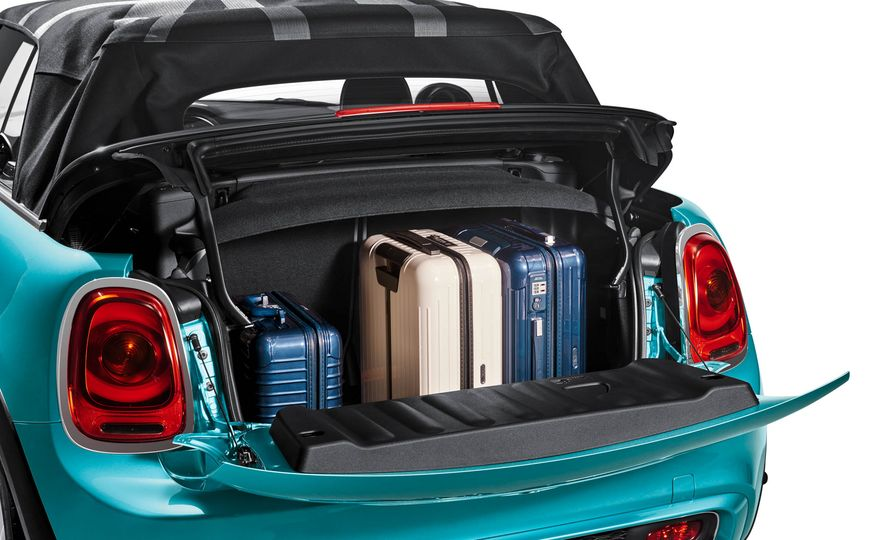 2016 Mini Cooper convertible - Slide 50