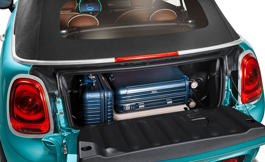 2016 Mini Cooper convertible - Slide 51