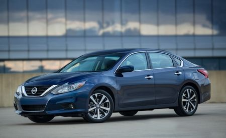 All Good: 2016 Nissan Altima Prices Announced, Base Model Up Just $200