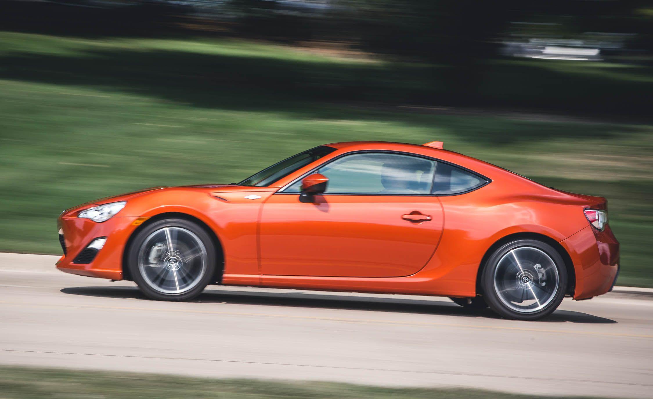 Scion FR S Reviews   Scion FR S Price, Photos, And Specs   Car And Driver