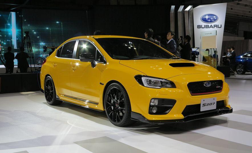 2016 Subaru WRX STI S207 - Slide 1