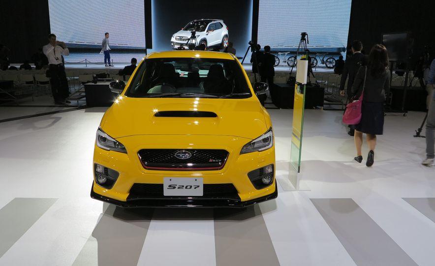 2016 Subaru WRX STI S207 - Slide 2