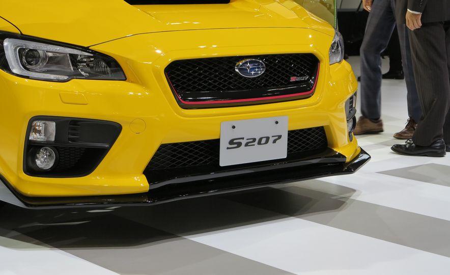 2016 Subaru WRX STI S207 - Slide 4
