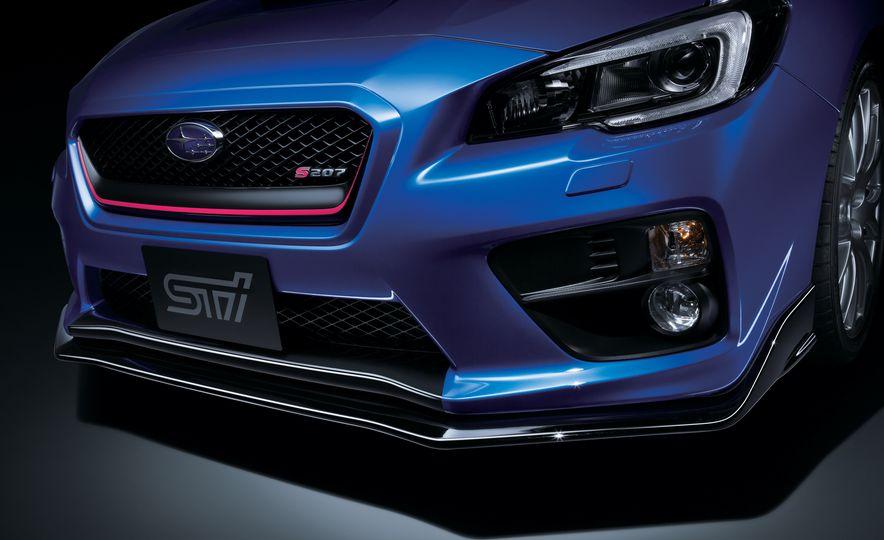 2016 Subaru WRX STI S207 - Slide 9