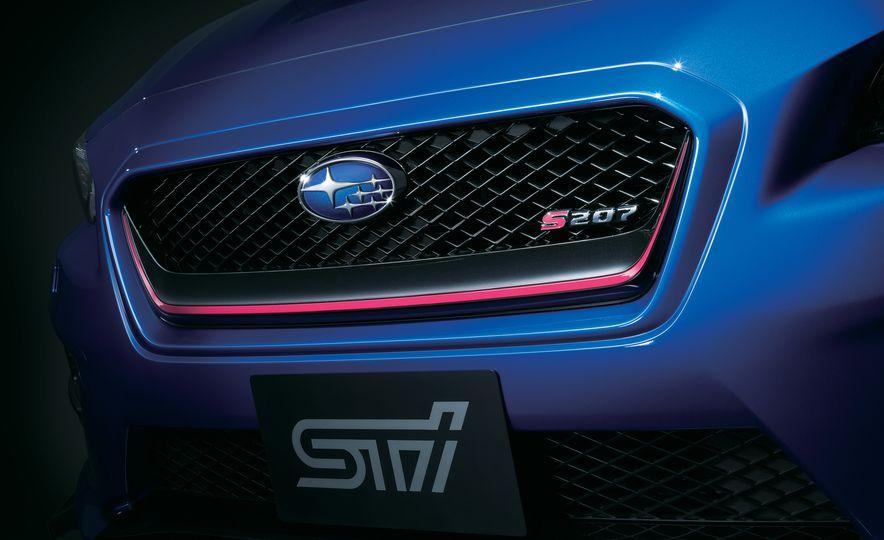 2016 Subaru WRX STI S207 - Slide 10