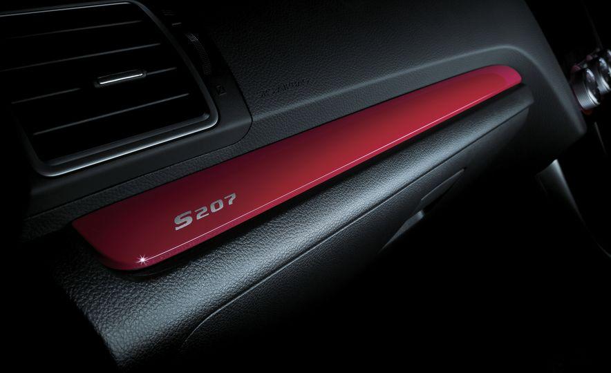 2016 Subaru WRX STI S207 - Slide 22