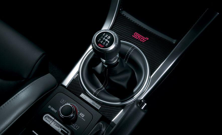 2016 Subaru WRX STI S207 - Slide 23
