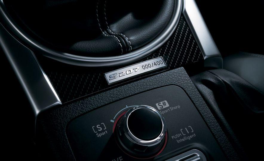 2016 Subaru WRX STI S207 - Slide 24