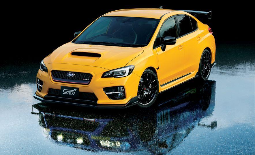 2016 Subaru WRX STI S207 - Slide 26
