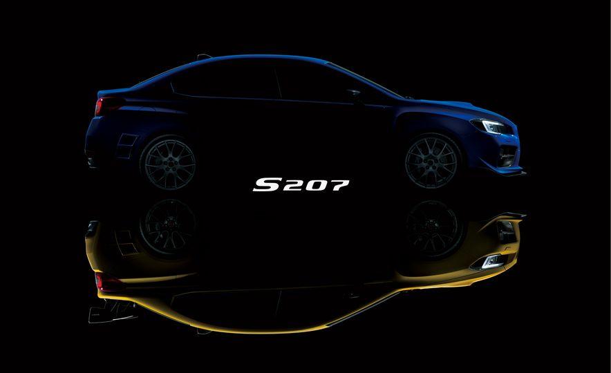 2016 Subaru WRX STI S207 - Slide 31