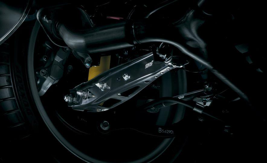 2016 Subaru WRX STI S207 - Slide 39