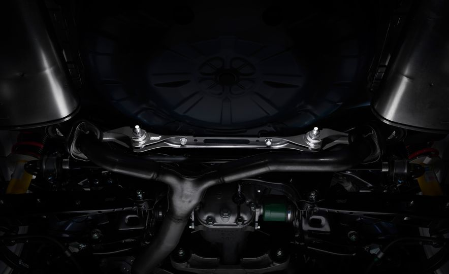 2016 Subaru WRX STI S207 - Slide 40