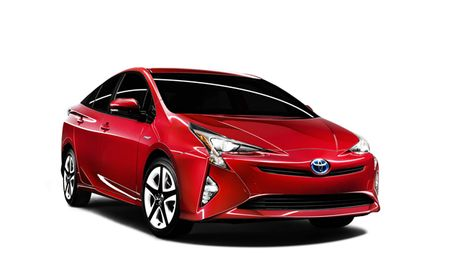 2016 Toyota Prius Powertrain and Chassis Details Revealed (Mostly)