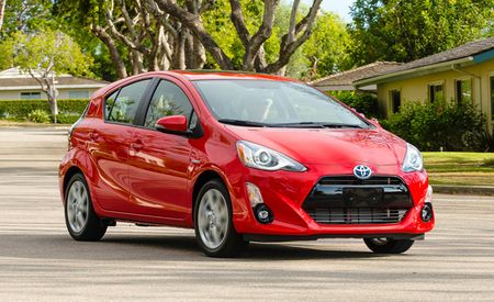 "2016 Prius C Adds Safety Stuff, Special Edition It Likens to ""Customized Exotics"""
