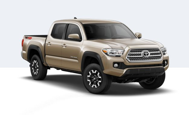 How We'd Spec It: The Raddest, Stick-Shifted 2016 Toyota Tacoma