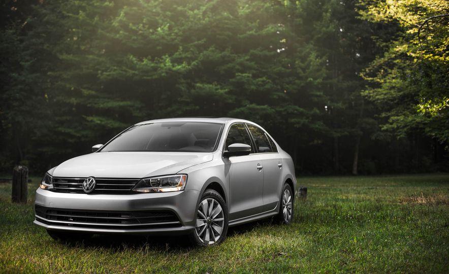 2016 Volkswagen Jetta 1.4T - Slide 1