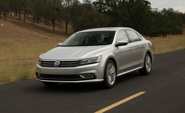 New, 2016 VW Passat Pricing Is Out