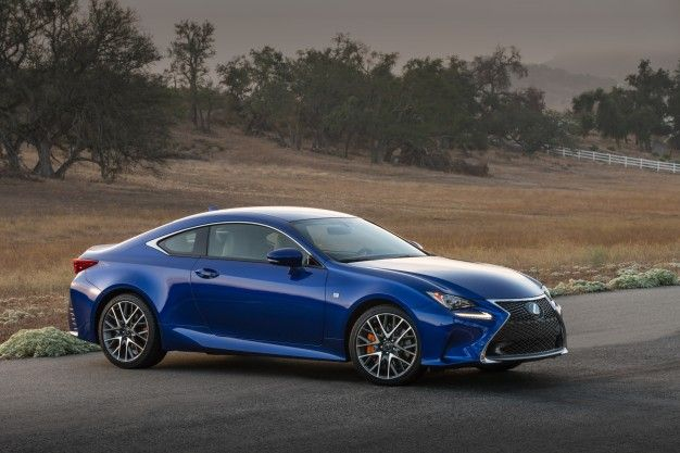 Lexus Adds Rc 200t And 300 Awd To Coupe Lineup News Car Driver